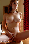 mc-nudes, miriam, blonde-hair, partially-shaved-pussy, busty